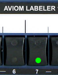 Aviom Labeler - Online Label Creator for Aviom Personal Mixers